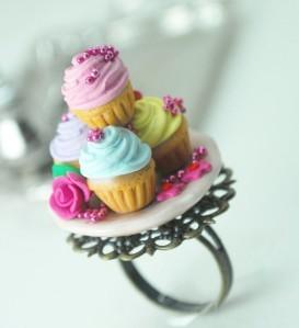 Cupcake Tray Ring