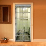 Prison Cell Door Decal