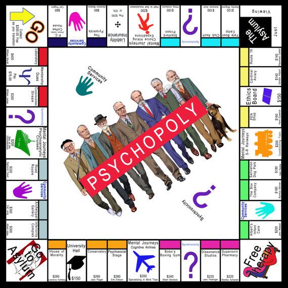 Psychopology Game