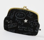 Blackboard Purse