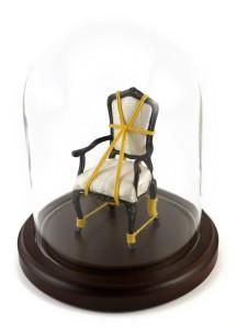 Rope Bondage Chair