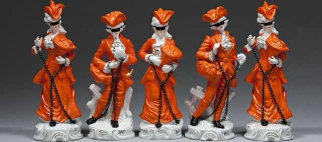 Penny Byrne's Figurines