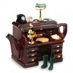 James Herriot's Desk Teapot