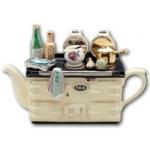 Classic Aga Stove Teapot