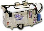 Airstream Caravan Teapot