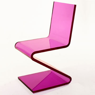 Haziza Glide Chair ... & Translucent Seating: Haziza Chairs | Weu0027re All Mad Inhere