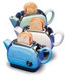 Toaster Teapots
