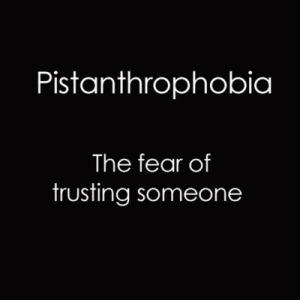 Pisanthrophobia