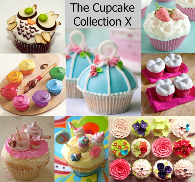 Cupcake Collection 10
