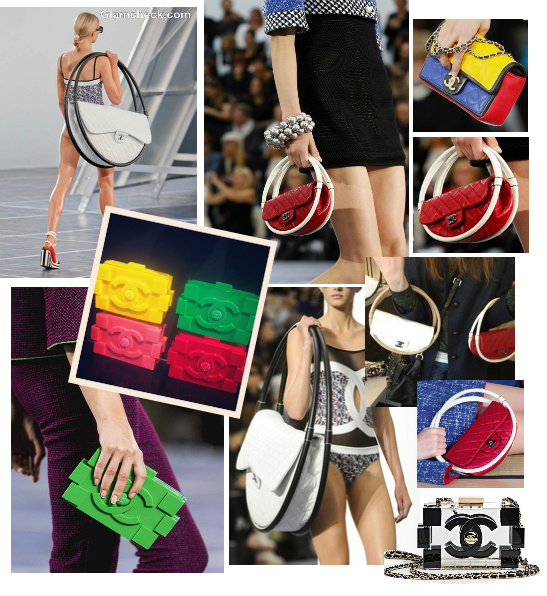 Chanel Bag Collection SS13