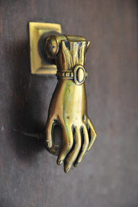 If you love hand-shaped door-knockers as much as I do you\u0027re going to love the photographs of Arkeolog who lives in Turkey and has collected hundreds of ... & Hand-Shaped Door Knockers: A Short History | We\u0027re All Mad Inhere