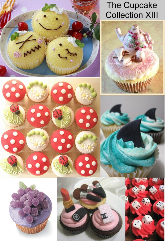 Cupcake Collection 13