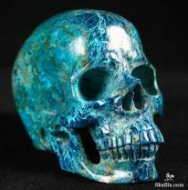 American-Chrysocolla-Crystal-Skull-01