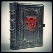 armorial_leather_journal__6_5_x_5_2_inches__by_alexlibris999-d6tmhu8