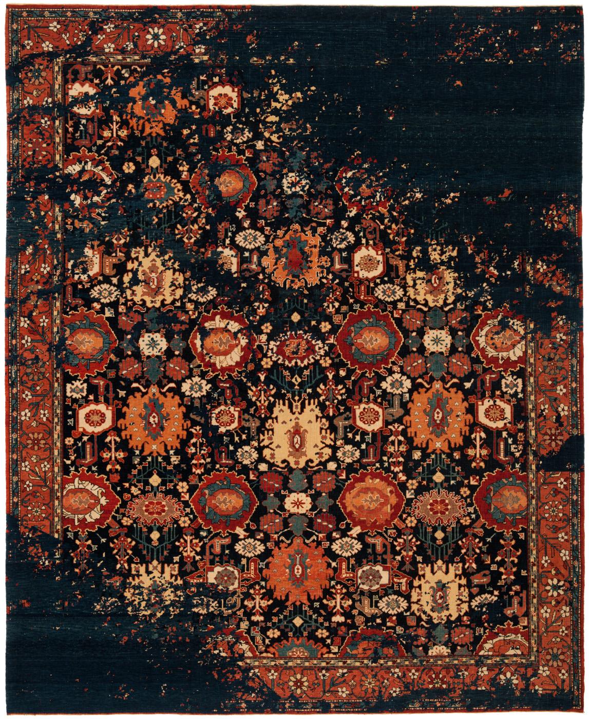 erased heritage carpets by jan kath we 39 re all mad inhere. Black Bedroom Furniture Sets. Home Design Ideas