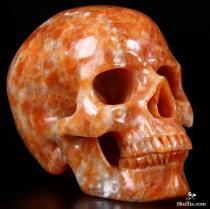 Orange-Calcite-Crystal-Skull-02