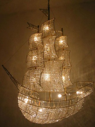 The-bohemian-crystal-chandeliers-comes-with-ship-shape