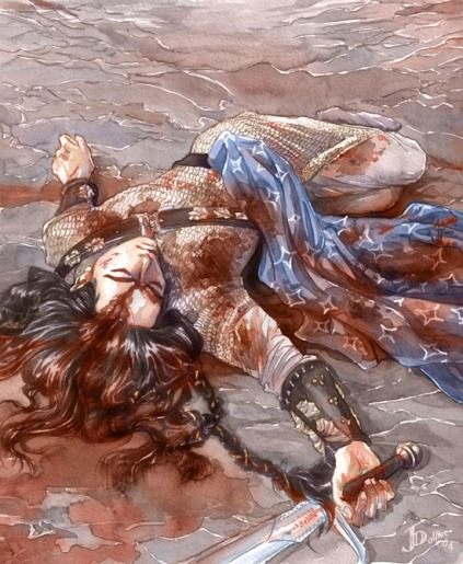 The_Death_of_Fingon