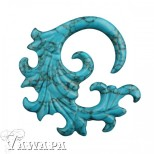 G118TQ Turquoise Onda wh12-500x500