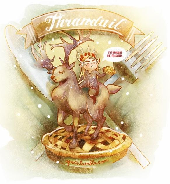 thranduil_brought_pie_by_dippindotty-d5qx1qu